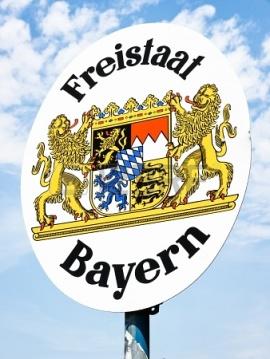 Escut de l'Estat lliure de Baviera